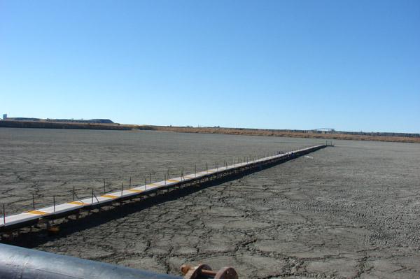 270m walkway